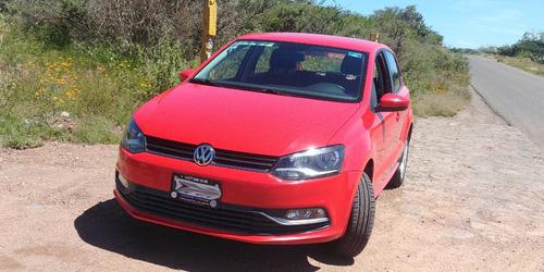 Imagen 1 de 15 de Volkswagen Polo Tsi Rojo Flash 2016