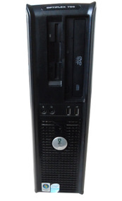Computador Dell Optiplex 755 Core 2 Duo 4gb 120gb Ssd