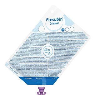 Fresubin Original Easybag 1000ml Alimento Enteral