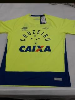 Camisa Original Umbro Goleiro Cruzeiro(69x52)