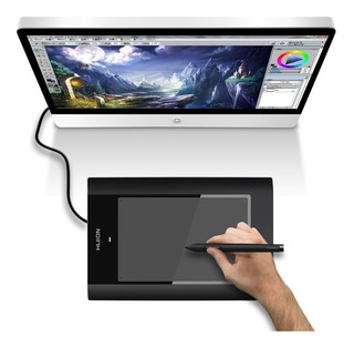 Tableta Digitalizadora Grafica Huion W58 Diseño