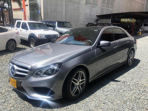 Mercedes-benz Clase E Clase E 250 Cgi