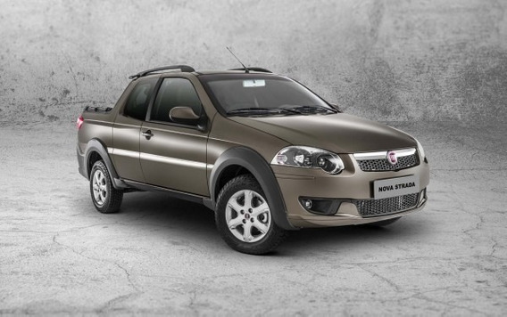 Fiat Strada 1.4 Working Cabina Doble Entrega Inmediata 2020