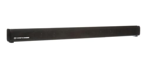 Imagen 1 de 2 de Barra de sonido Thonet & Vander Gut black 220V