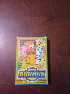 Cartas Digimon