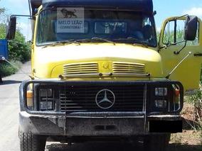 Mb L 2225 - 90/90 - Traçado, Caçamba, Reduzido, Bom De Pneus