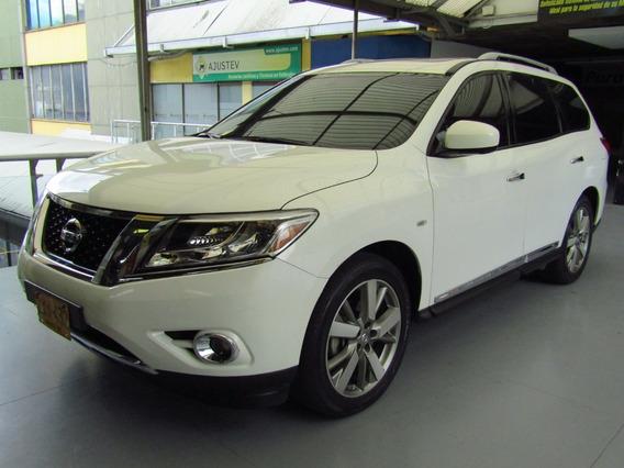 Nissan Pathfinder Exclusive Tp 3.5 7 Psj
