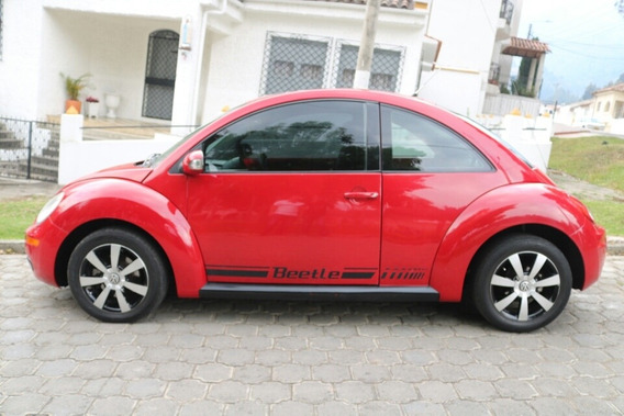 Volkswagen New Beetle Full, Triptonico.