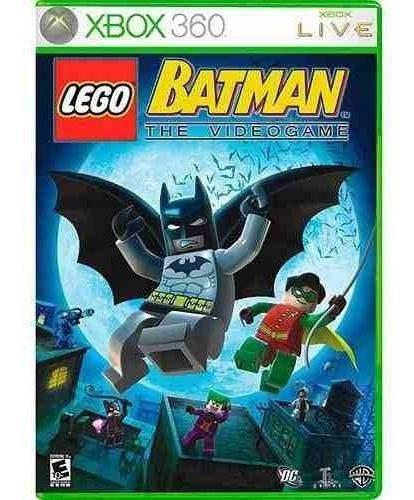 Lego Batman The Video Game Xbox360 Original Lacrado