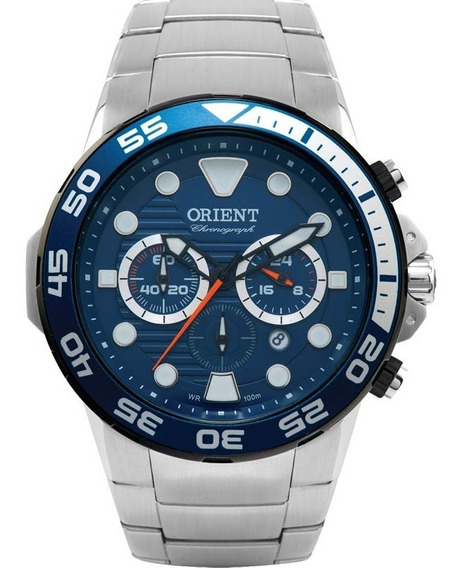 Relógio Orient Mbssc097 D1sx
