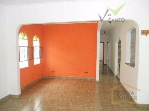 Sobrado, Venda, Canto Do Forte, Praia Grande - 8977 - V-8977