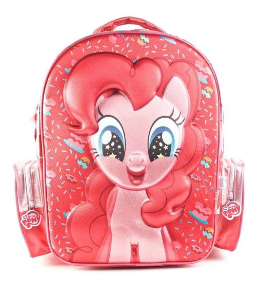 Mochila Espalda Grande 16p Mi Pequeño Pony Wabro Mundomanias