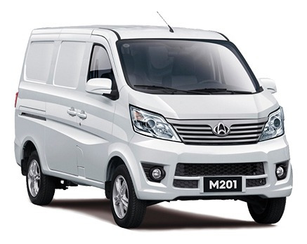 Changan Md201 Cargo Van Car One Lp