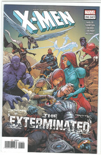 The Exterminated #1.