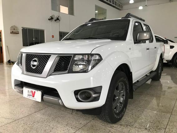 Nissan Frontier 2.5 Sv Attack 4x4 Cd