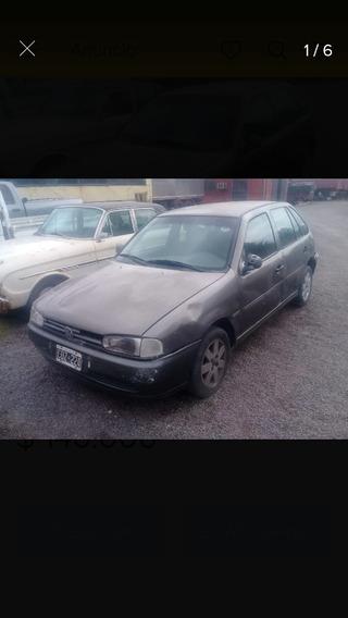 Volkswagen Gol 1.9 Sd Dublin Dh Aa Pack 1999