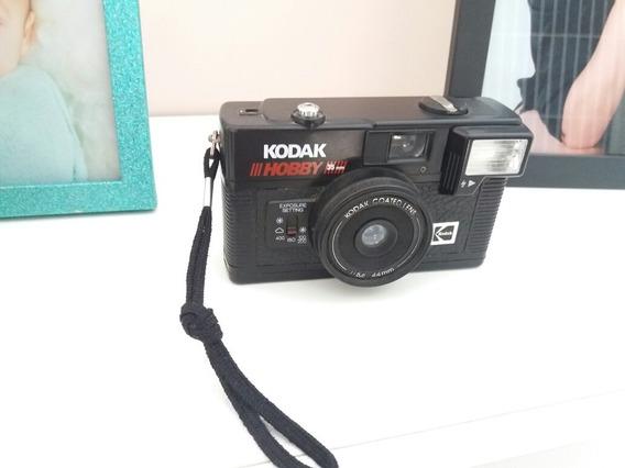 Câmera Kodak Robby 35mm Anos 80
