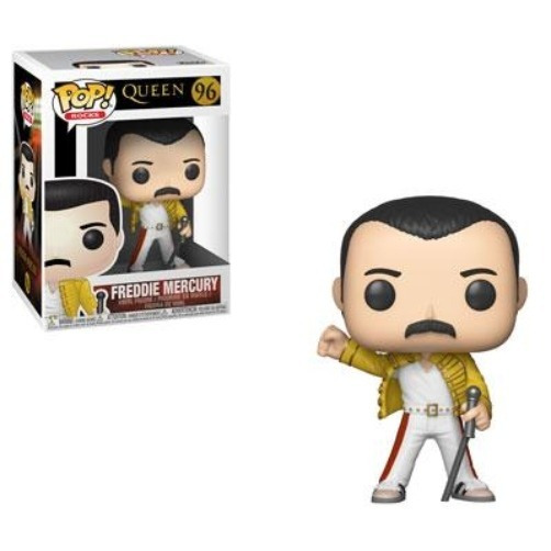 Funko Pop Freddie Mercury #96 Queen Nuevo Original