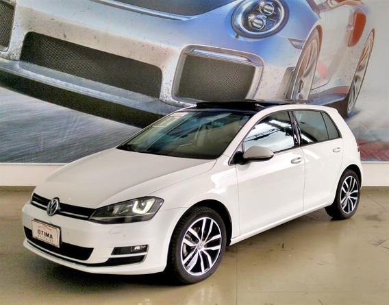 Golf Highline 1.4 Tsi, Teto Solar, Stardt- Stop, Lead 2017