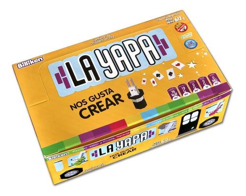Pastillas La Yapa - Caja X 36 Unidades - Lollipop