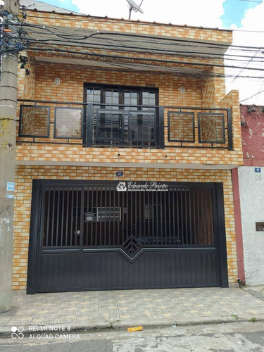 Sobrado Com 3 Dormitórios À Venda, 290 M² Por R$ 650.000,00 - Jardim Vila Galvão - Guarulhos/sp - So0357