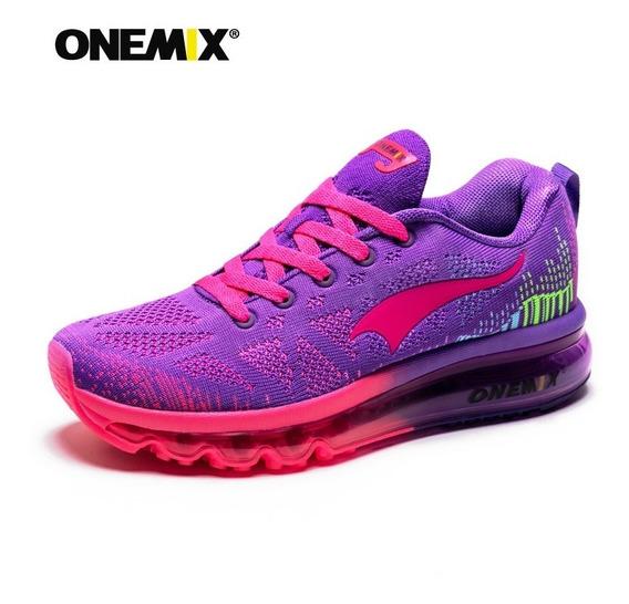 Championes Onemix Para Dama Para Correr, Caminar, Funcional