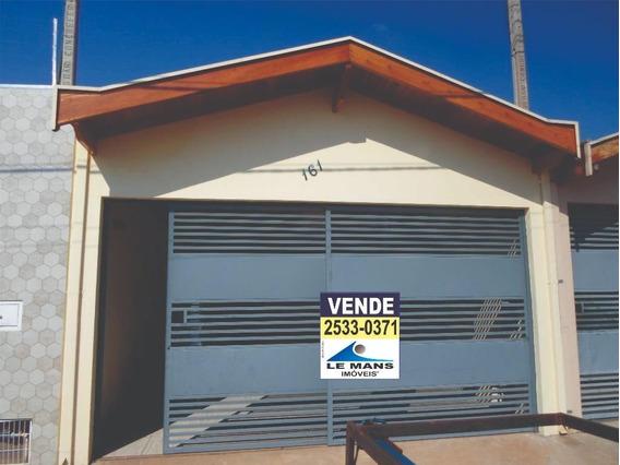 Casa À Venda, Jardim Azaleias, Saltinho. - Ca1864