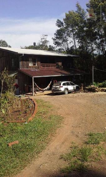 Casa Residencial À Venda, Nove Colônias, Nova Petrópolis. - Ca0368