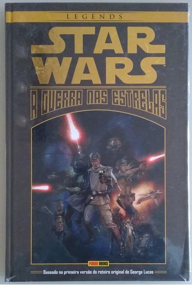 Star Wars Legends - A Guerra Nas Estrelas (novo-lacrado)