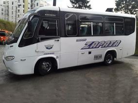 Buseta De Transporte Intermunicipal