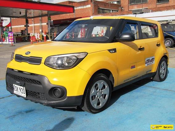 Taxis Kia New Soul Super Eko