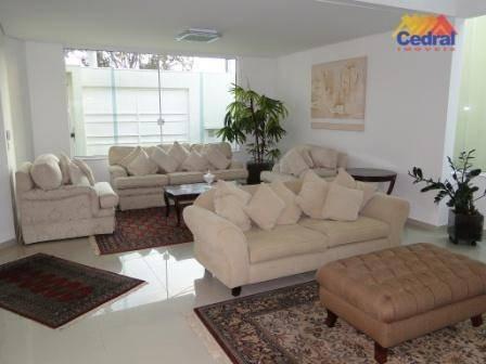 Casa Com 3 Dormitórios À Venda, 348 M² Por R$ 1.450.000,00 - Vila Oliveira - Mogi Das Cruzes/sp - Ca0726