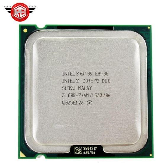 Processador Intel Core 2 Duo E8400 3.0ghz 6m 1333mhz Lga 775