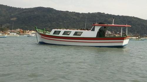 Barco Para Passeio (50 Passageiros)