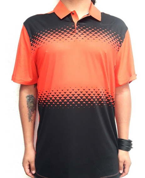 Original Nike Golf Polo Tiger Woods Mobility Standard Fit