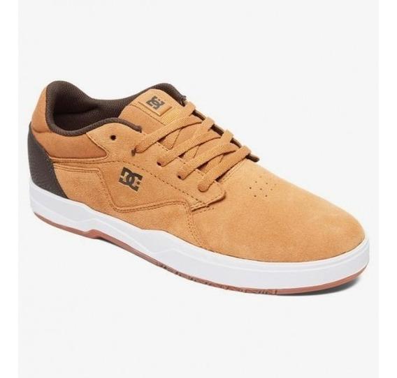 Zapatillas Dc Shoes Mod Barksdale Marron Nueva Coleccion