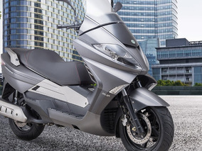 Benelli Keeway Maxi Scooter