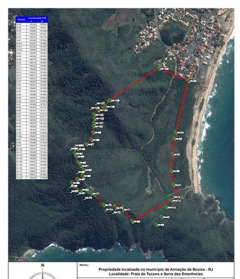 Terreno Na Praia De Tucuns - Búzios!