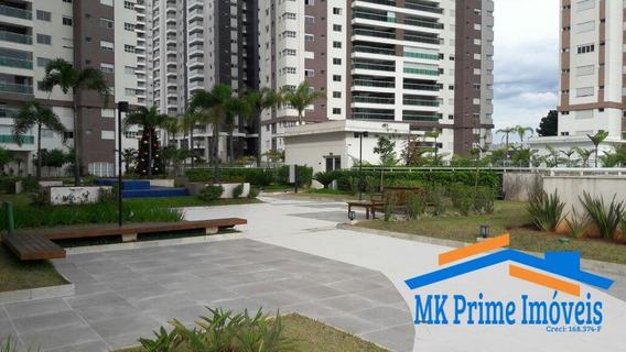 Lindo Apartamento Com 194 M² No Lorian Boulevard!!! - 640