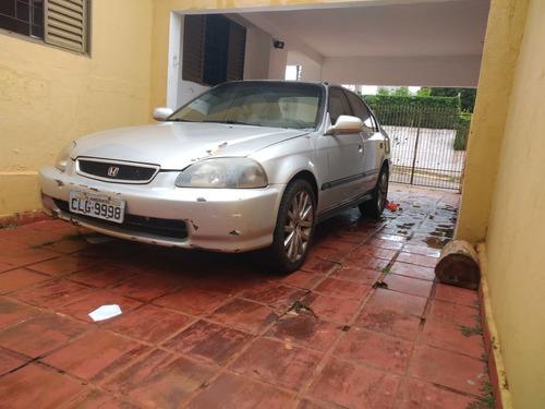 Honda Civic 1998 1.6 Ex 4p
