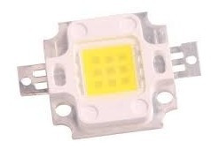 Repuesto Reflector Led 10w Blanco 6000k 1100 Lm Oferta X 4
