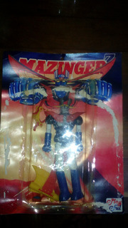 Mazinger Z Playful Retro En Blister