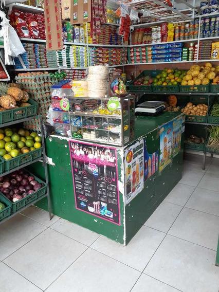Negocio Tienda Granos Y Verduras-revuelteria Carnes Dulceria