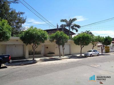 Luxuosa Casa Duplex Residencial À Venda, Vila Ellery, Fortaleza - Ca1391. - Ca1391