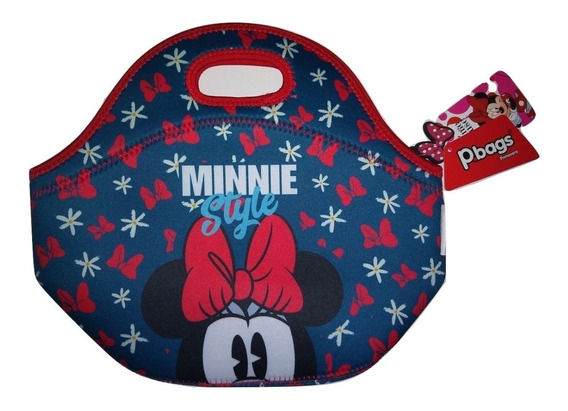 Lonchera - Minnie Mouse De Disney