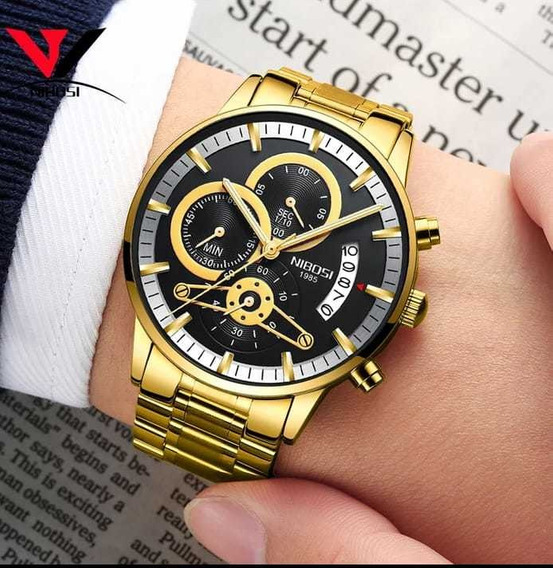 Relógio Masculino Nibosi 2309.