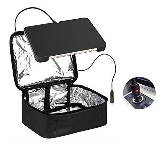 Calentador De Comida Portátil Mini Portátil Horno Almuerzo E