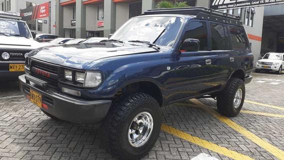 Toyota Burbuja Mt 4000 Gasolina 4x4
