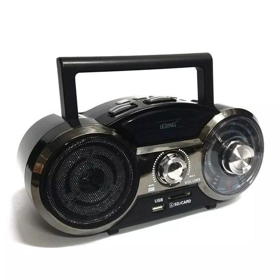 Caixa De Som Bluetooth Lelong Le-664