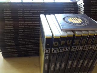 Coleção Medcurso 2008 - 70 Fascículos 10 Dvds - Ótimo Estado
